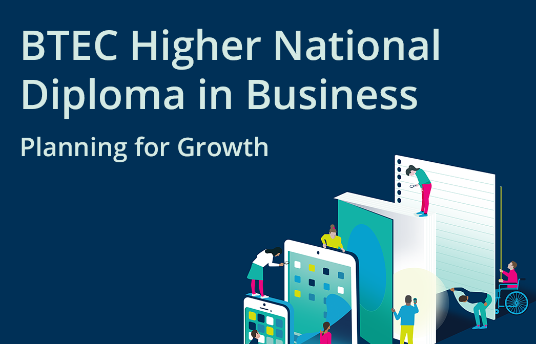 HN Online Unit 42: Planning for Growth - BTEC Higher National