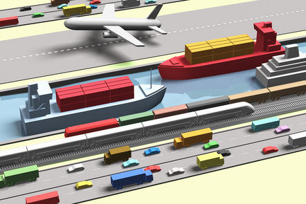 Simulation for Logistics: An Introduction